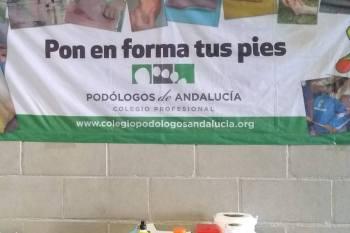 Comisión Deportiva. Presencia en Ultratrail Eurafrica. Algeciras 3 de noviembre 2018