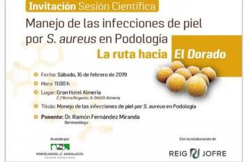 Sesión Clínica Lab. Reig Jofré Almería 16 Febrero 2019