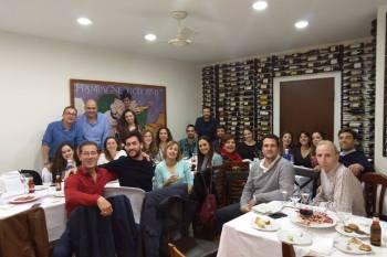 Sesión clínica sobre infecciones dermatologicas por Stafilococus Aureus en Huelva 22 Febrero 2019