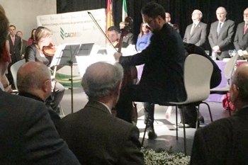 Toma de Posesión de nueva Junta Directiva del Consejo Andaluz de Colegio de Médicos 14 de Enero de 2019