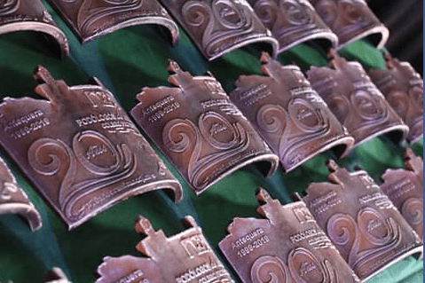 Antequera acoge el XX Aniversario del Colegio de Podólogos de Andalucía