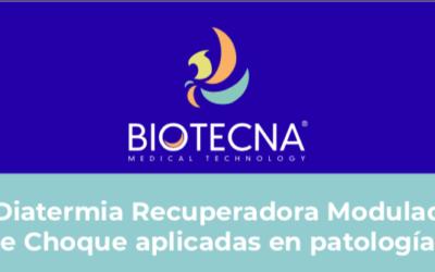 Curso de Diatermia Recuperadora Modulada TECAR y Ondas de Choque aplicadas en patologías del pie