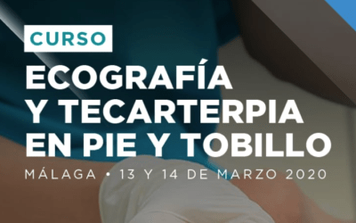 Curso de Ecografía y Tecarterapia en Pie y Tobillo