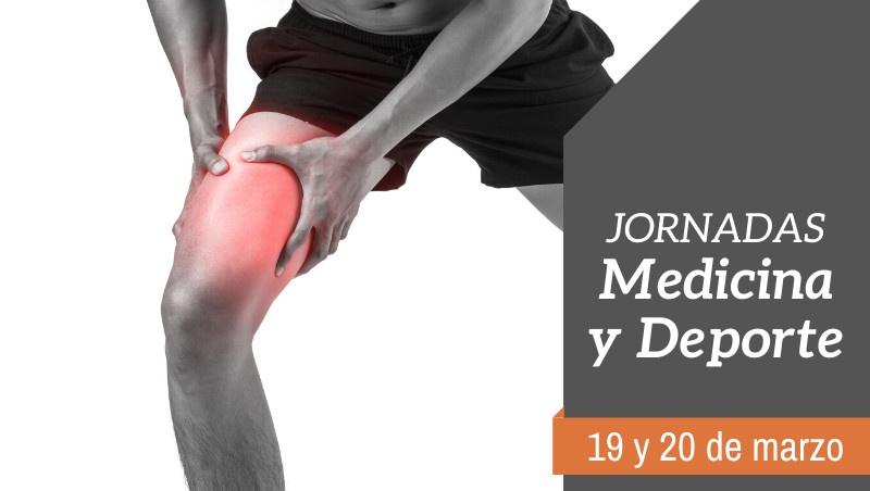 Jornadas Medicina y Deporte Commálaga | 19 y 20 de marzo |