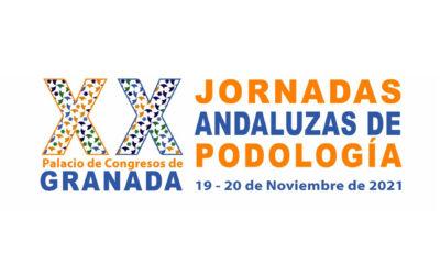 CARTA PRESIDENTA XX JORNADAS ANDALUZAS DE PODOLOGIA