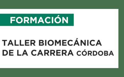 TALLER DE BIOMECÁNICA DEL CORREDOR – Cordoba